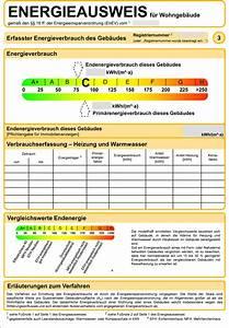 Energiebedarf Haus Berechnen : energieausweis energiepass kosten und aussteller ~ Lizthompson.info Haus und Dekorationen