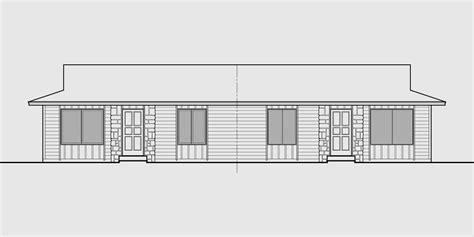 single level floor plans ranch style duplex design house plan single level floor plan
