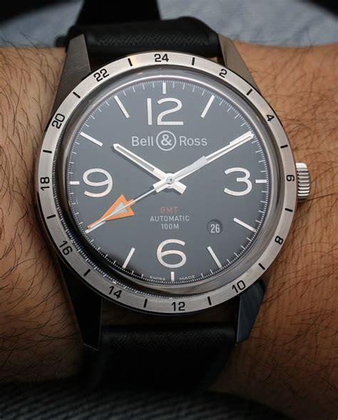 Bell & Ross Br 123 Gmt 24h Watch Handson Ablogtowatch