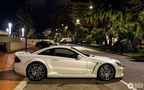 mercedes benz sl  amg black series  june