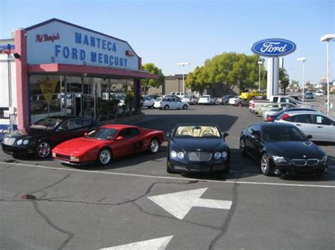 Manteca Ford & Exotic Highline Car Dealership In Manteca
