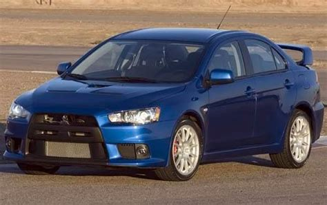 Used 2010 Mitsubishi Lancer Evolution For Sale
