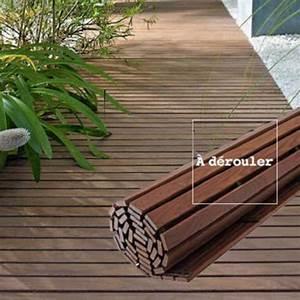 Tapis Pour Balcon : terrasse pose facile pour les nouvelles dalles c t maison ~ Teatrodelosmanantiales.com Idées de Décoration