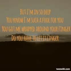 let it linger cranberries 17 best images about linger don t speak on posts lyric quotes and say word
