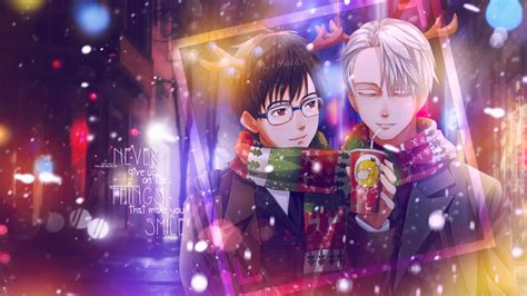 Yuri On Ice Desktop Wallpaper Yuri On Ice Wallpaper 1920x1080 By Say0chi On Deviantart
