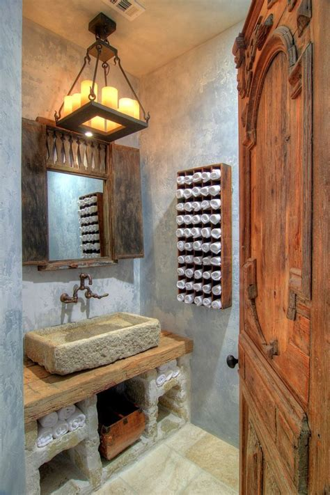 rustic bathrooms ideas 25 rustic bathroom decor ideas for world