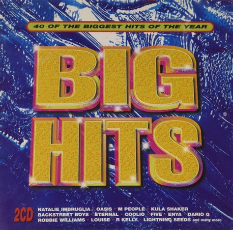 Big Hits (CD, Compilation) | Discogs