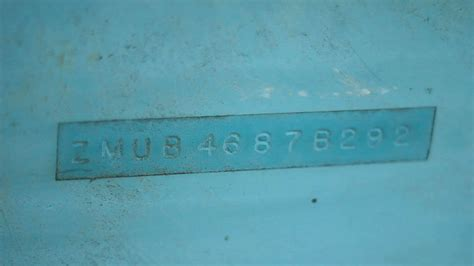 Ranger Boats Serial Numbers by Hull Identification Number L Hull Serial Number Hin