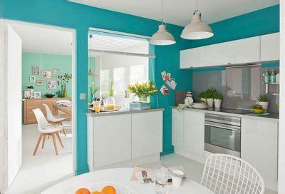 peinture cuisine bleu peinture cuisine les couleurs tendance satin cuisine