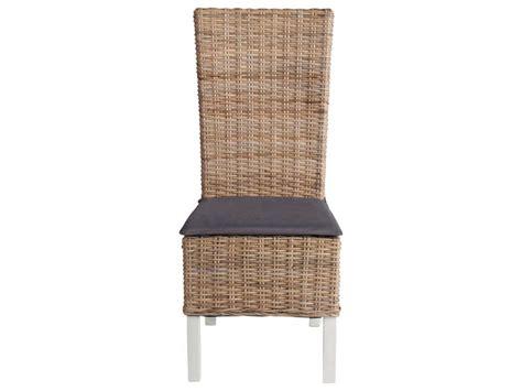 chaise rotin conforama chaise