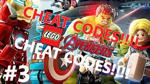 LEGO Avengers All Known Cheat Codes 3 YouTube