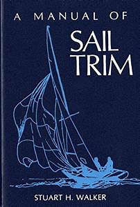 The Manual Of Sail Trim By Stuart H  Walker  M D In 2020