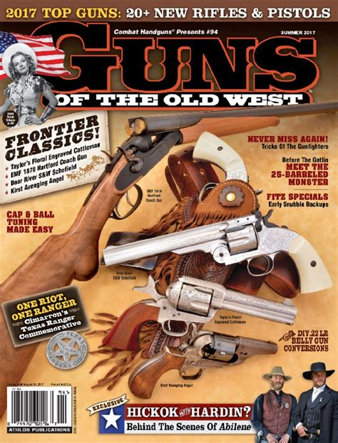 guns of the west magazine digital discountmags