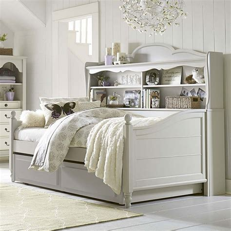 Daybed Bookcase by Inspirations Westport Bookcase Daybed Mist Gray Legacy