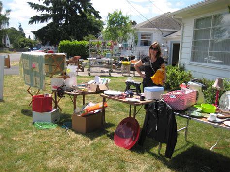 glickin garage sales blog garage sale community created