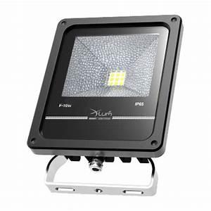 Spot Exterieur 12v : projecteur led 12v 24vdc 10w etanche naturelle eclairage ~ Edinachiropracticcenter.com Idées de Décoration