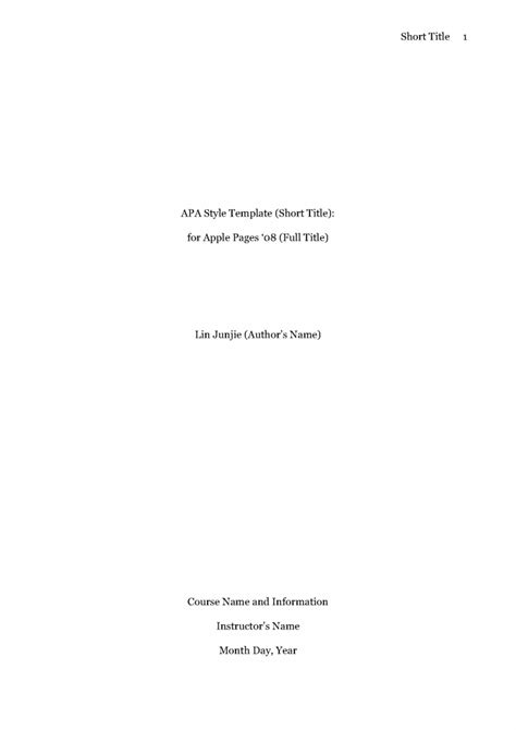 research paper asa format    write sample ledger  title page inspirational