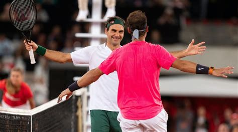 Rafael Nadal: 'We'll see what Roger Federer does when he ...
