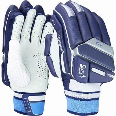 Gloves T20 Kookaburra Batting Cricket Colored Navy