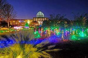 Dominion gardenfest of lights at lewis ginter botanical garden for Dominion garden of lights