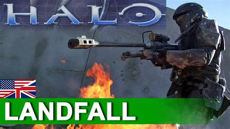Halo Landfall Short Action Film 2012 Hd Youtube