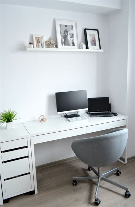 Ikea Schreibtisch Micke by 35 Ways To Use Ikea Micke Desk In Your Home Digsdigs