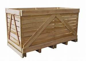 Caisse En Bois : top 10 des caisses palettes en bois sur ~ Nature-et-papiers.com Idées de Décoration
