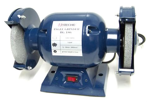 "6"" Electric Bench Grinder Power Tools Bg186 Ebay"