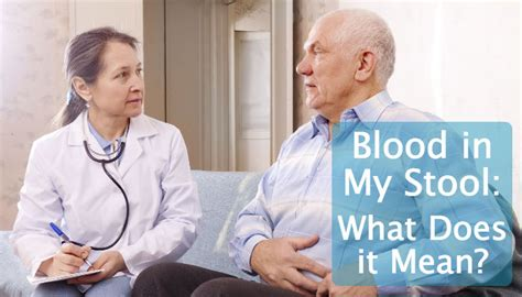 blood in stool what does it - What Does Blood In Stool Indicate