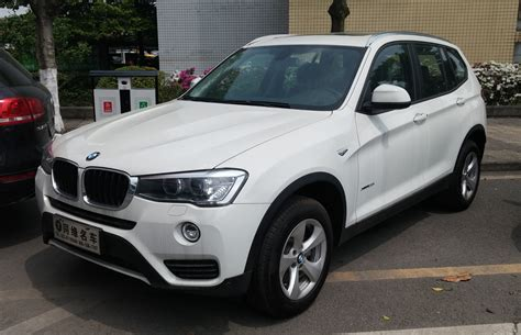 We did not find results for: File:BMW X3 F25 facelift China 2016-04-04.jpg - Wikimedia ...