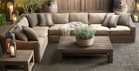 patio restoration hardware patio furniture home