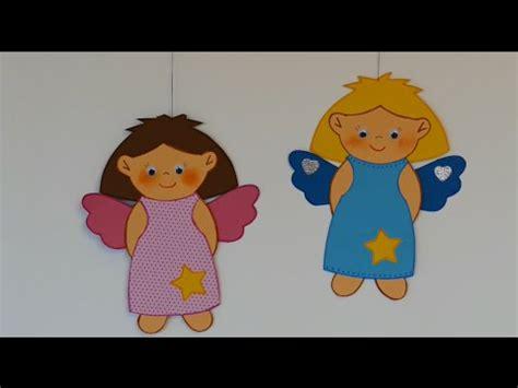 engel aus papier basteln engel basteln aus papier basteln mit kindern