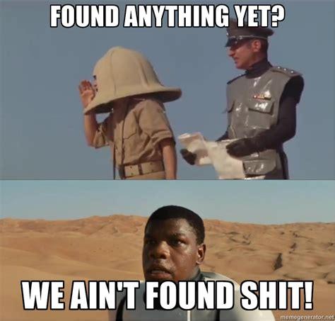 Star Wars The Force Awakens Memes - star wars the force awakens memes
