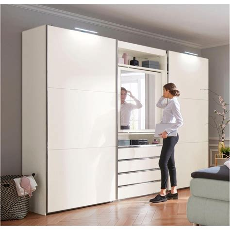 Armoire 3 Porte Coulissante by Penderie Coulissante Armoire Penderie 3 Portes