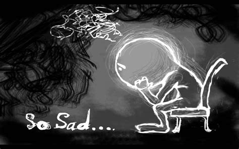 Sad Animation Wallpaper - so sad black miss you wallpaper hd wallpapers rocks