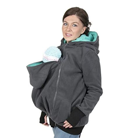 baby carrier sweater maternity hoodie jacket fashionfeed co