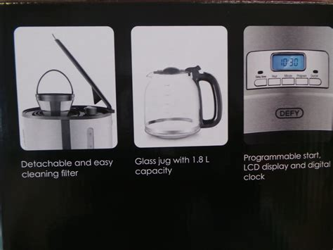mazda maker win a defy coffee maker with cmh mazda durban