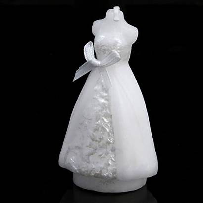 Candle Candles Elegant Party Bride Bridal Gown