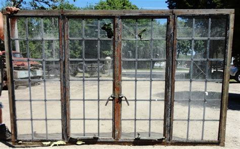 steel frame windows recycling   architectural salvage