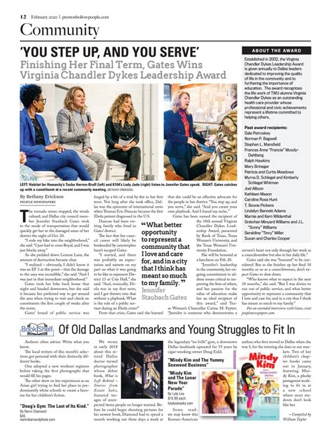 Preston Hollow People February 2020 by People Newspapers