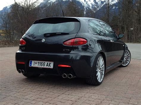 2004 Alfa Romeo 147 Gta Pictures Information And Specs