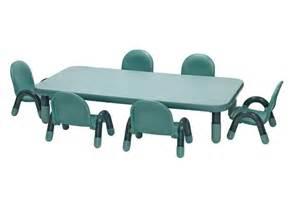 angeles 174 baseline 174 rectangular toddler table chair set
