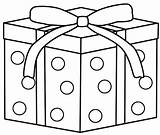 Coloring Present Pages Christmas Gifts Box Gift Printable Cyberbargins Drawing Presents Colouring Sheets Getdrawings Sky Getcolorings sketch template