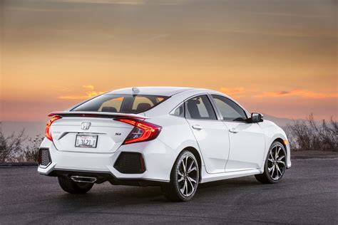 2019 Honda Civic Si Sedan Interior, Exterior And Review