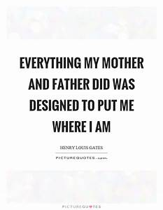 Mother And Father Quotes & Sayings | Mother And Father ...