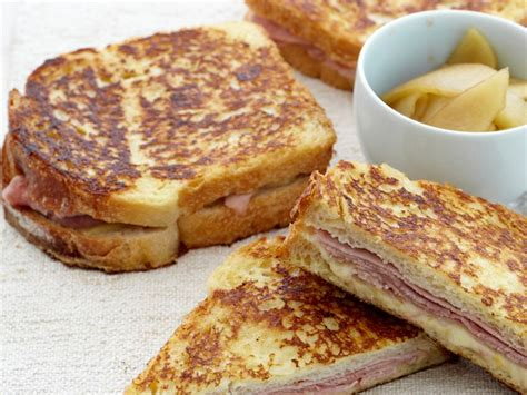 Toast Sandwich by Ham And Gruy 232 Re Toast Sandwiches Recipe