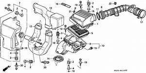U0026 39 94 Civic - Bolts For Air Filter Assembly