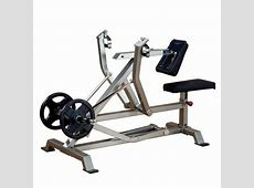 LVSR Plate Loaded Seated Row Machine Body Solid