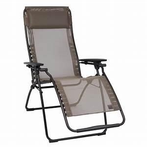 Fauteuil Relax Jardin : fauteuil relax lafuma ~ Nature-et-papiers.com Idées de Décoration