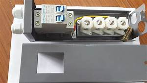 China For Lighting Pole System  Cut-off Box  Ternimal Box  Fuse Box  Junction Box